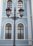 Aas Zamoras Ramos Theater und Diputacion Stockfotografie