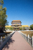 AAsian China, Beijing, antique buildings, the best in all the land of city Stock Images