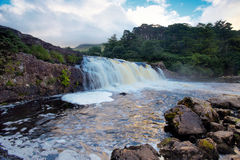 Aasleagh Falls Stock Photography