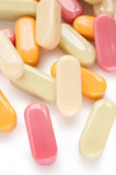Aassorted kleurrijk suikergoed Stock Afbeeldingen