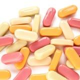 Aassorted kleurrijk suikergoed Royalty-vrije Stock Foto