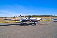 aastorp引擎飞机推进器二 库存图片