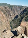 Abîme du Colorado Photos stock
