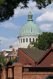 Abóbada da capela, USNA Fotografia de Stock Royalty Free