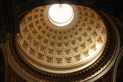 Abóbada da catedral imagens de stock royalty free