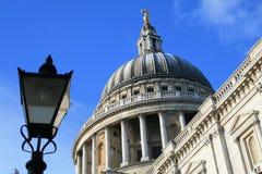 Abóbada da catedral do St Pauls Imagens de Stock Royalty Free