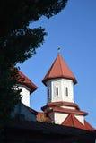 Abóbada da igreja do Grego-católico em Bucareste Fotos de Stock