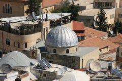 Abóbada da igreja em jerusalem Imagens de Stock