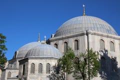 A abóbada da mesquita em Istambul em Turquia Imagens de Stock Royalty Free