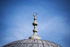Abóbada da mesquita típica Fotos de Stock