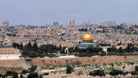 Abóbada da rocha, Jerusalem Fotografia de Stock Royalty Free