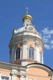 A abóbada da sacristia de Alexander Nevsky Lavra St Petersburg Fotos de Stock Royalty Free