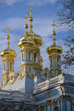 Abóbada de Catherine Palace Foto de Stock Royalty Free