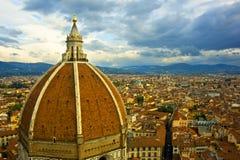 Abóbada de Florença Fotos de Stock
