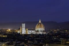 Abóbada de Florença Fotografia de Stock Royalty Free