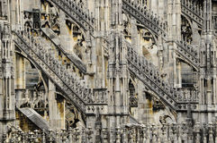 Abóbada de Milão Imagem de Stock Royalty Free