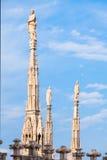 Abóbada de Milão Fotos de Stock Royalty Free