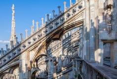 Abóbada de Milão Fotos de Stock