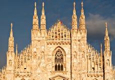 Abóbada de Milão Fotografia de Stock