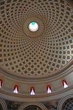 Abóbada de Mosta no malta. Imagem de Stock Royalty Free