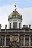 Abóbada de um edifício Fotografia de Stock Royalty Free