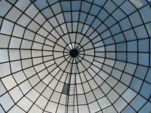 Abóbada de vidro Imagem de Stock Royalty Free