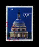 Abóbada do Capitólio, EUA, cerca de 2001, Imagem de Stock
