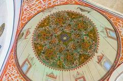 A abóbada islâmica Fotos de Stock Royalty Free