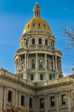 Abóbada principal da construção de Colorado Fotos de Stock Royalty Free