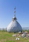 Abóbada velha da mesquita na terra Imagens de Stock