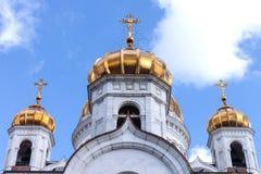 Abóbadas do ouro do templo Fotos de Stock