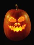 abóbora da Jack-o-lanterna Imagem de Stock Royalty Free