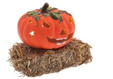 Abóbora de Halloween Fotos de Stock Royalty Free