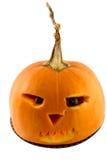 Abóbora de Halloween Fotografia de Stock Royalty Free