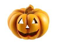 Abóbora de Halloween. imagem de stock
