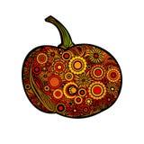 Abóbora decorativa Imagens de Stock