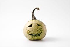Abóbora feliz de Haloween Imagem de Stock