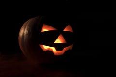 Abóbora para Halloween Fotografia de Stock Royalty Free
