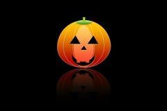 Abóbora para Halloween Imagem de Stock Royalty Free