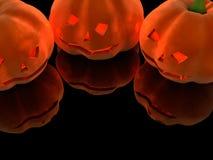 Abóboras Imagem de Stock Royalty Free