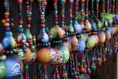Abóboras coloridas imagens de stock