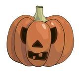 Abóboras para Halloween Imagem de Stock