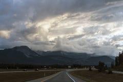 AB-1 chmury przedstawienie Zdjęcie Royalty Free