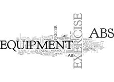 Ab Exercise Equipment An Honest Review Word Cloud. AB EXERCISE EQUIPMENT AN HONEST REVIEW TEXT WORD CLOUD CONCEPT Royalty Free Stock Photos