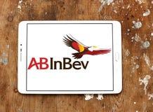 AB InBev firmy piwny logo Obraz Stock