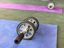 Ab-rullhjul Fotografering för Bildbyråer