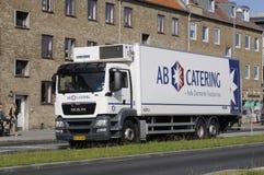 AB-VERPFLEGUNG Stockbild