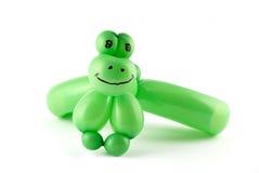 żaba balonowa Obrazy Stock