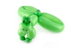 żaba balonowa Obraz Royalty Free