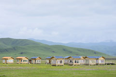 Aba Hongyuan Prairie Photo stock